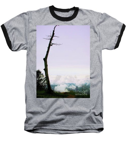 Reaching In The Shenandoah Baseball T-Shirt
