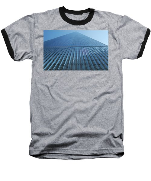 Reaching To Heaven Baseball T-Shirt