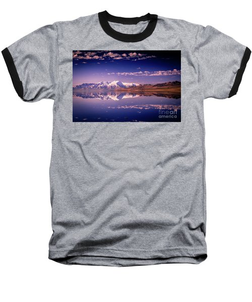 Reacting To The Morning Light Baseball T-Shirt