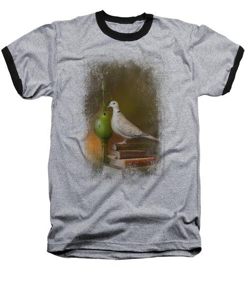 Read Me A Story Baseball T-Shirt