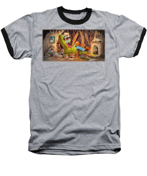 Reading Is Magic Pg 1 Baseball T-Shirt