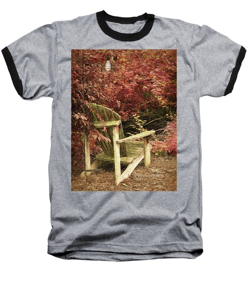 Reading Nook Baseball T-Shirt