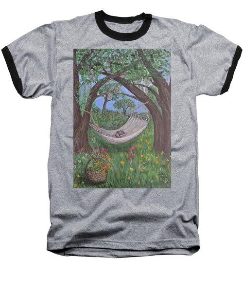 Reading Time Baseball T-Shirt