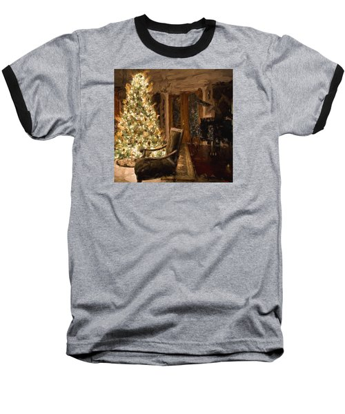 Ready For Christmas Baseball T-Shirt