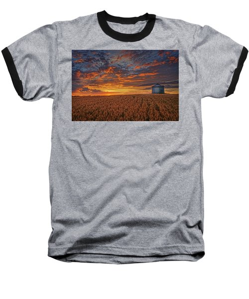 Ready For Harvest Baseball T-Shirt