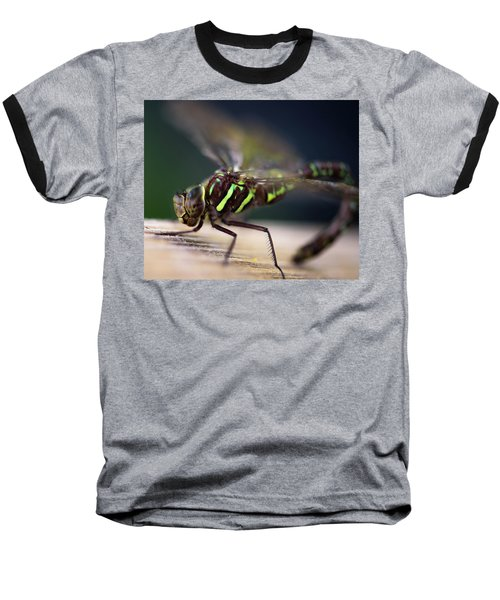 Ready For Takeoff Baseball T-Shirt by Sherman Perry