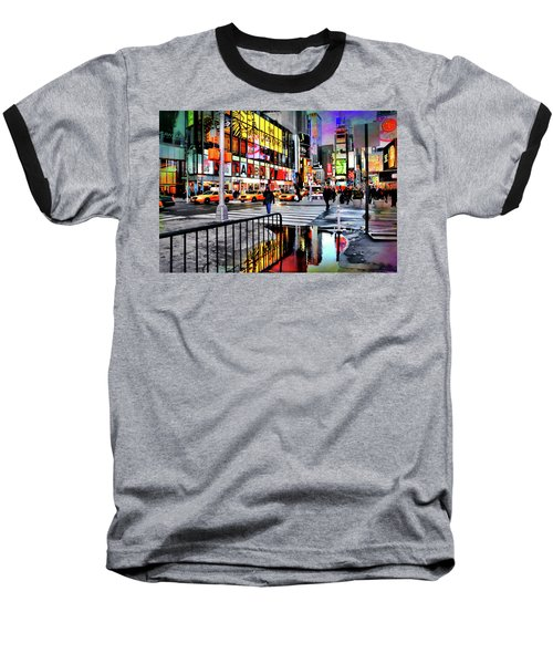 Baseball T-Shirt featuring the photograph Ready Or Not by Diana Angstadt