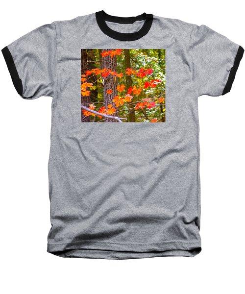 Ready To Fall Baseball T-Shirt