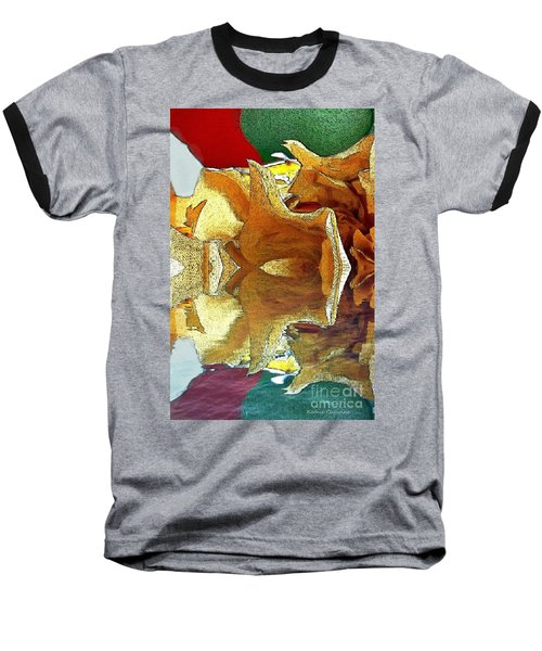 Ready To Fly Baseball T-Shirt by Kathie Chicoine