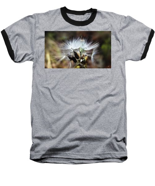 Ready To Fly... Salsify Seeds Baseball T-Shirt