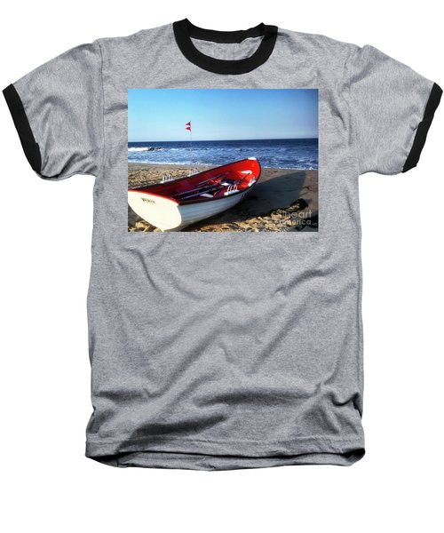 Ready To Row Baseball T-Shirt
