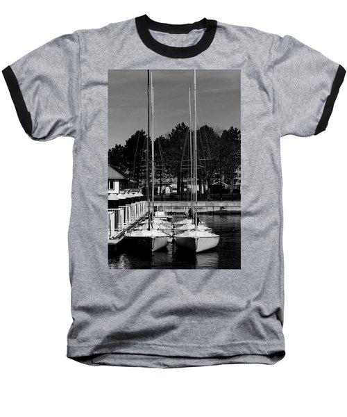 Ready To Sail Baseball T-Shirt