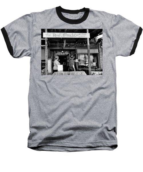 Real French Cooking Louisiana Restaurant  Baseball T-Shirt