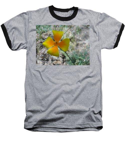 One Gold Flower Living Life In The Desert Baseball T-Shirt