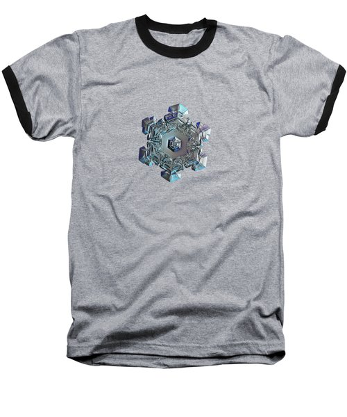 Real Snowflake - 05-feb-2018 - 6 Baseball T-Shirt