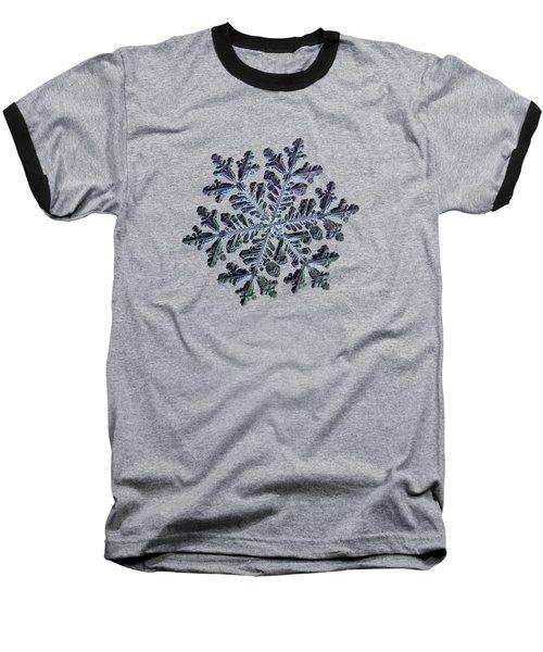 Real Snowflake - Hyperion Dark Baseball T-Shirt