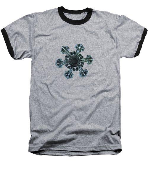 Real Snowflake - Ice Crown New Baseball T-Shirt