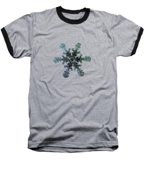 Real Snowflake - Slight Asymmetry New Baseball T-Shirt