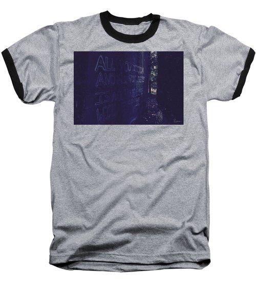 Reality Gap Baseball T-Shirt