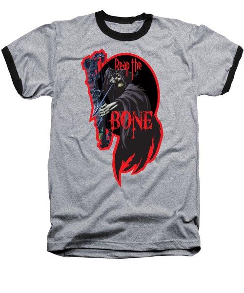 Reaper Archer Baseball T-Shirt