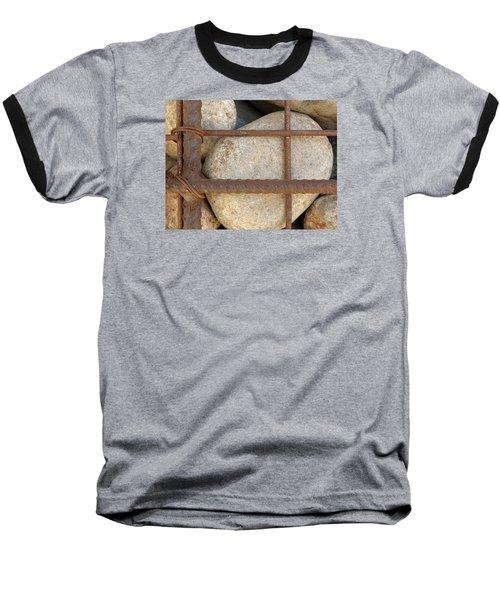 Rebar And Rocks Baseball T-Shirt