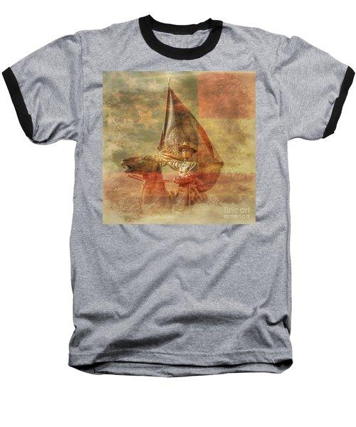 Rebel Pride Southern Proud Baseball T-Shirt