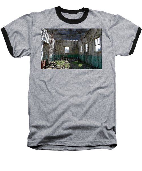 Reclaimed By Nature Baseball T-Shirt