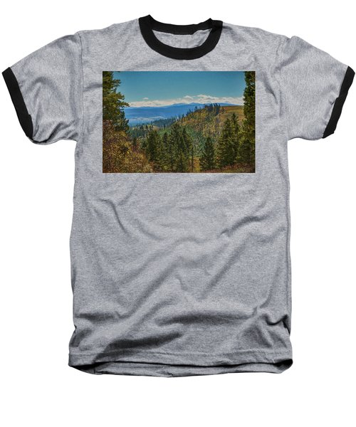 Baseball T-Shirt featuring the photograph Recovery After Fire At Yellowstone by Penny Lisowski