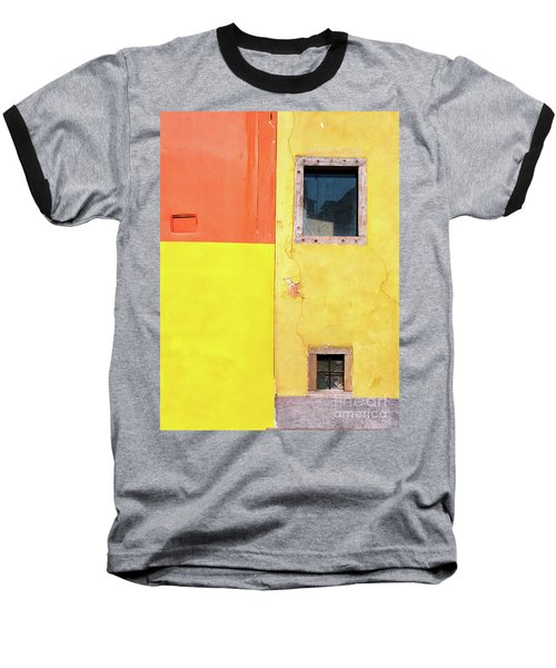 Baseball T-Shirt featuring the photograph Rectangles by Silvia Ganora