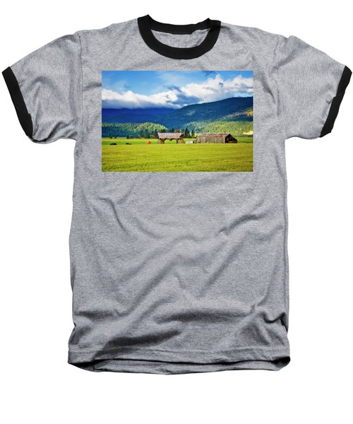 Baseball T-Shirt featuring the photograph Recycled by Albert Seger
