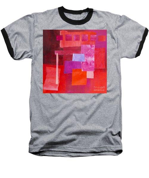 Red 2 Baseball T-Shirt