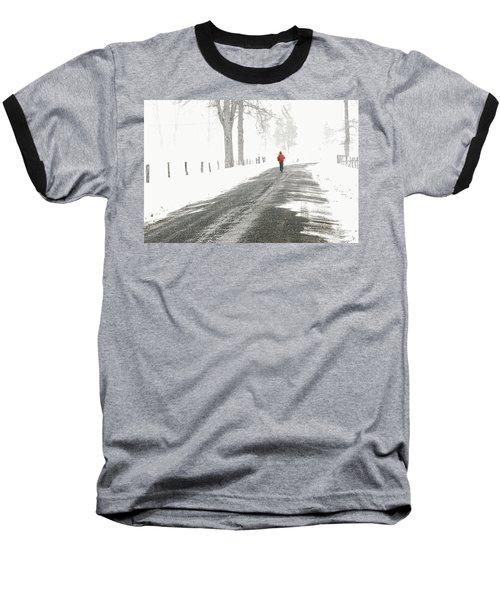 Red 2 - Baseball T-Shirt