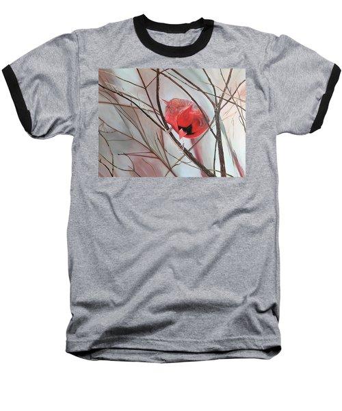 Red Alert Baseball T-Shirt