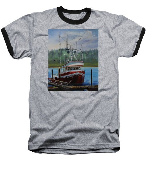 Red Baron Baseball T-Shirt