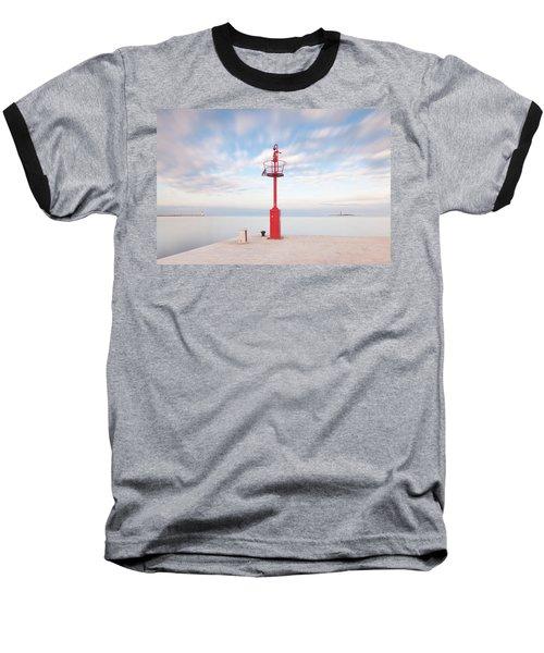Red Beacon Baseball T-Shirt