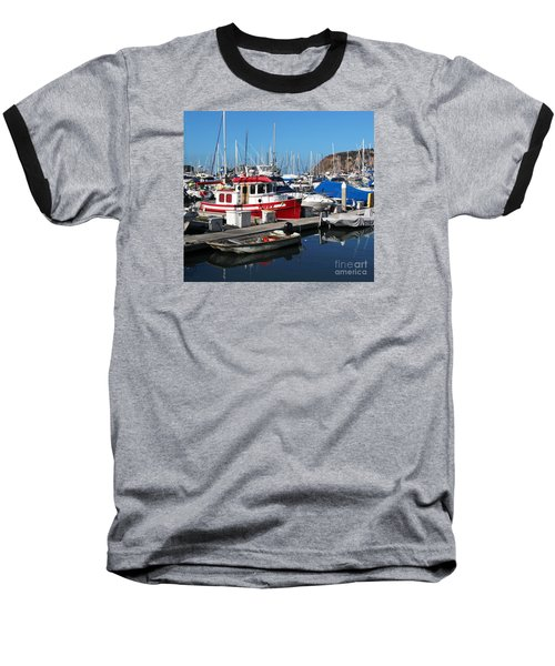 Red Boat Baseball T-Shirt