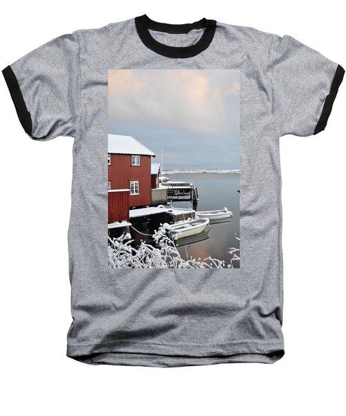 Boathouses Baseball T-Shirt