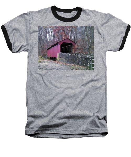 Red Bridge Baseball T-Shirt