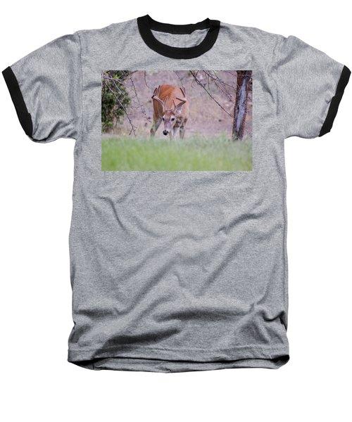 Red Bucks 6 Baseball T-Shirt