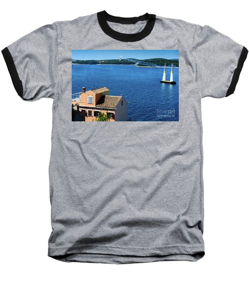 Red Bull Air Show, Rovinj, Croatia Baseball T-Shirt