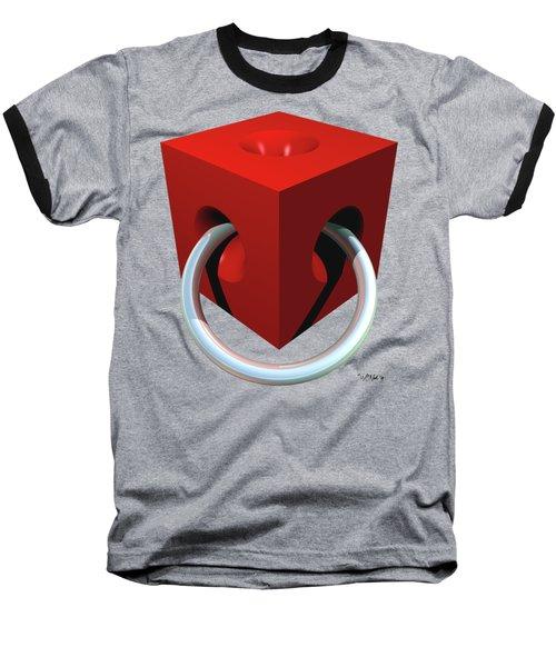 Red Bull Baseball T-Shirt