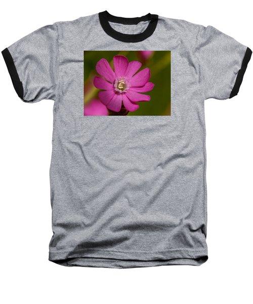 Red Campion Baseball T-Shirt