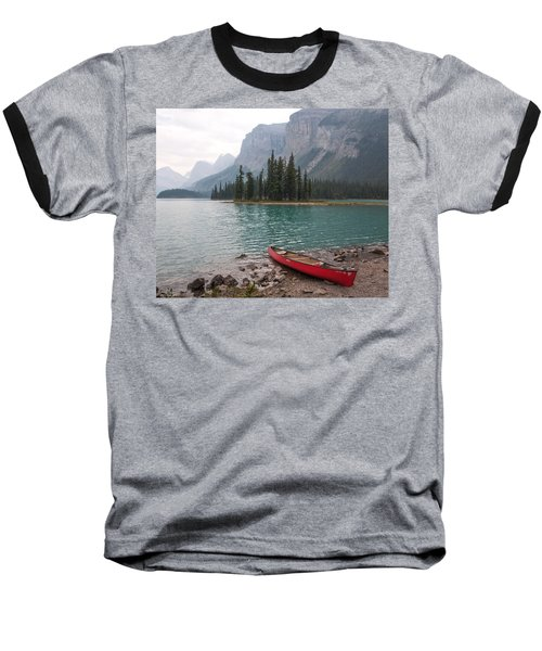 Red Canoe Baseball T-Shirt