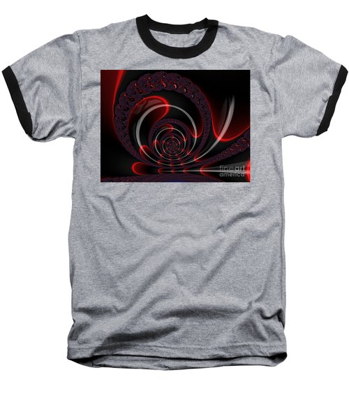 Red Cobra Baseball T-Shirt