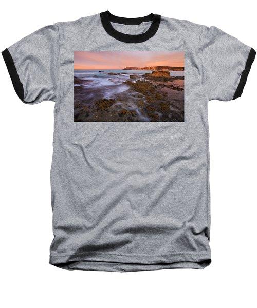 Red Dawning Baseball T-Shirt