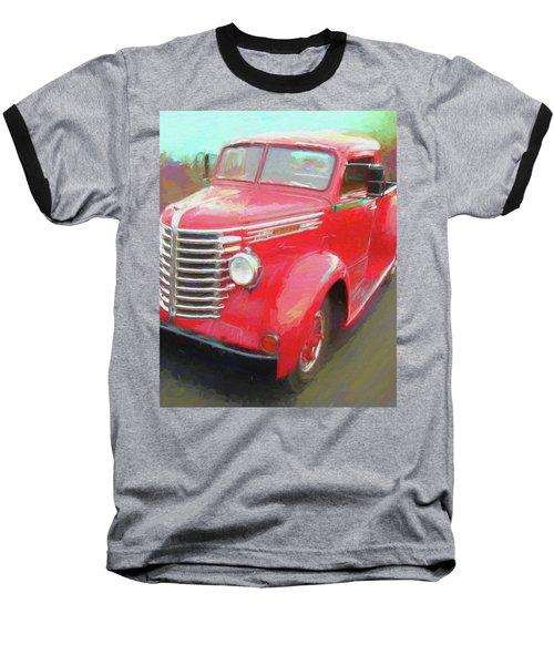 Red Diamond Baseball T-Shirt