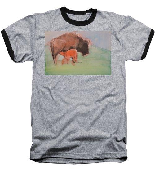 Red Dog Baseball T-Shirt