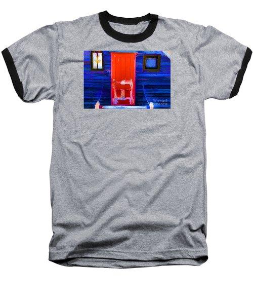 Red Door Harbor Baseball T-Shirt