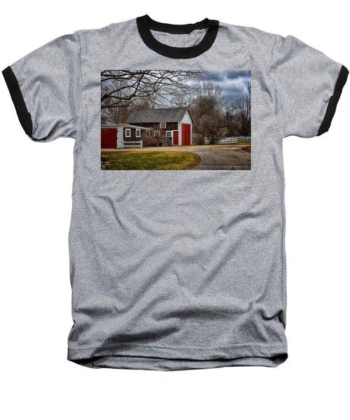 Red Doors Baseball T-Shirt