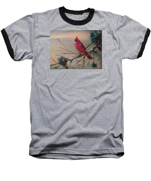 Red Drifter Baseball T-Shirt